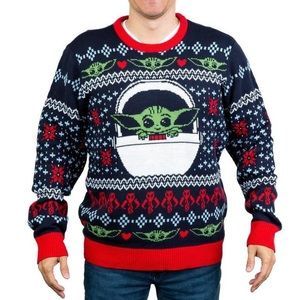Star Wars The Mandalorian The Child Sweater UNISEX